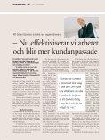 Gunnebo stärker banden med kunderna - Page 4