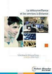 Plaquette Fichet-Bauche Télésurveillance.pdf - Gunnebo