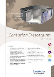 Centurion Wertschutzraum - Gunnebo