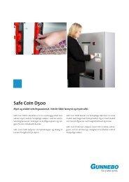 SafeCoin D 500.pdf - Gunnebo