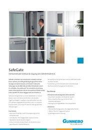 GBA091004 SafeGate 2_Seiter.indd - Gunnebo