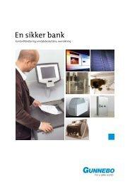En sikker bank.pdf - Gunnebo