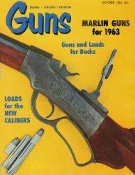 New - Guns Magazine