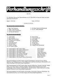 Gemeinderatssitzung vom 23. Mai 2006 - .PDF - Gunskirchen