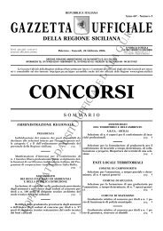N. 2-Venerdì 24 febbraio 2006- Serie Concorsi - Gazzetta Ufficiale ...