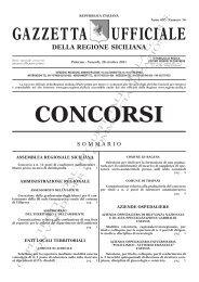 N. 14-Venerdì 28 Ottobre 2011- Serie Concorsi - Gazzetta Ufficiale ...