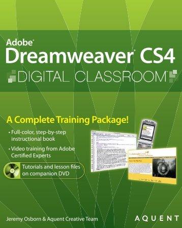 Dreamweaver® CS4 - Gus Stories