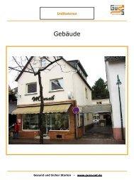 Bild Gebäude - Guss