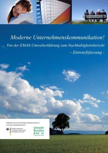 Moderne Unternehmenskommunikation!
