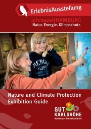 Nature and Climate Protection Exhibition Guide - Gut Karlshöhe