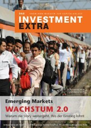Emerging Markets WACHSTUM 2.0 - gute-anlageberatung.de