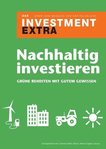grüne renditen mit gutem gewissen - gute-anlageberatung.de
