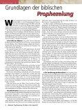 Biblische Prophezeiung: Ein Blick in Ihre Zukunft? - Gute Nachrichten - Seite 4