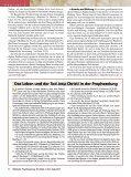 Biblische Prophezeiung: Ein Blick in Ihre Zukunft? - Gute Nachrichten - Seite 6