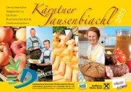Kärntner Jausenbiachl 2013 - Landwirtschaftskammer Kärnten