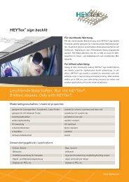 PVC Backlit - guttenberger digitaldruck
