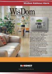 Kablosuzu WisDom ile benimseyeceksiniz Kablosuzu WisDom ile ...