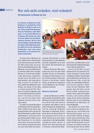 Seminar Konfliktmanagement - GV-Partner Akademie