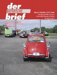Wayne Schieble's1957 Isetta - Genesee Valley Chapter BMW CCA