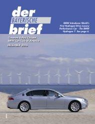 December - Genesee Valley Chapter BMW CCA