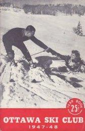 The Ottawa Ski Club