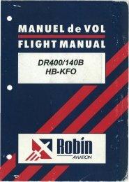 AFM - Groupe Vol Moteur de Neuchâtel