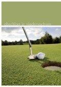 """Broschüre """"Golfland Niedersachsen 2011"""" - Golf-Verband ... - Seite 2"""