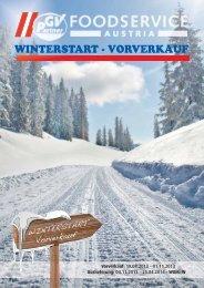 BESSER GÜNSTIGER MEHR - GV-Partner Foodservice Austria