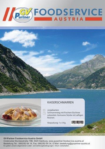 Weinbergmaier - GV-Partner Foodservice Austria