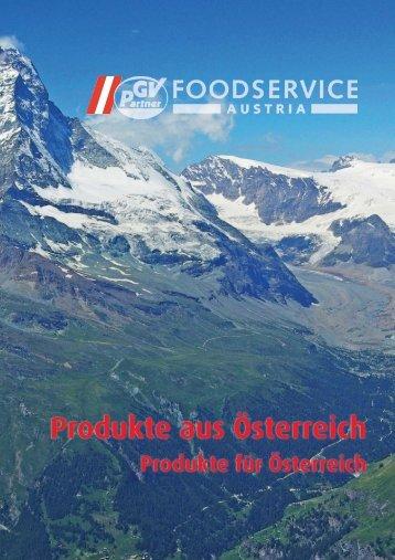 Gesamtkatalog - GV-Partner Foodservice Austria