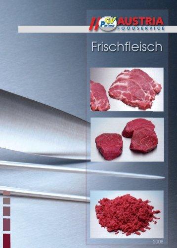 Frischfleisch (10,1 MB) - GV-Partner Foodservice Austria