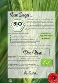 Bio - GV-Partner Foodservice Austria - Page 5