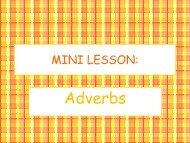 adverb