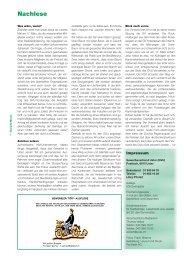 iNPUT Mai 2002 - Gewerbeverband Uster