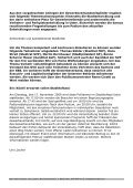 Presse: Medienmitteilung des GVU: Gewerbeverband Uster ... - Seite 2
