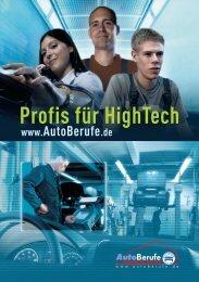 Profis für HighTech - Autohaus