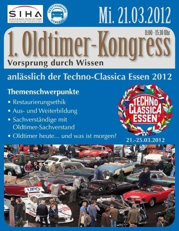 anlässlich der Techno-Classica Essen 2012 - GoldWing Club ...