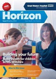 Horizon Spring 2012(PDF) - The Great Western Hospital