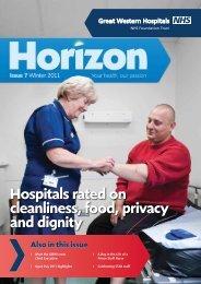 Horizon Winter 2011(PDF) - The Great Western Hospital