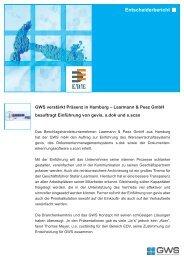 Laarmann & Peez GmbH - GWS mbH