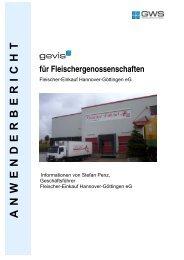 ANWENDERBERICHT - GWS mbH