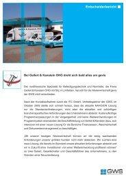 Geilert & Kanstein OHG - GWS mbH