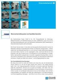 Putzier Werkzeuge und Eisenwaren GmbH & Co. KG - GWS mbH
