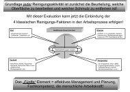 Mit dieser Evaluation kann jetzt die Einbindung der ... - Gws-sawall.de