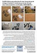 Graffiti-Entfernung professionell unter Verwendung ... - Gws-sawall.de - Page 2