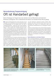 Oft ist Handarbeit gefragt - Holzmann Medienshop