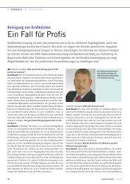Ein Fall für Profis - Gws-sawall.de