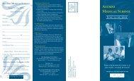 alum med sch2 v2.indd - George Washington University Medical ...