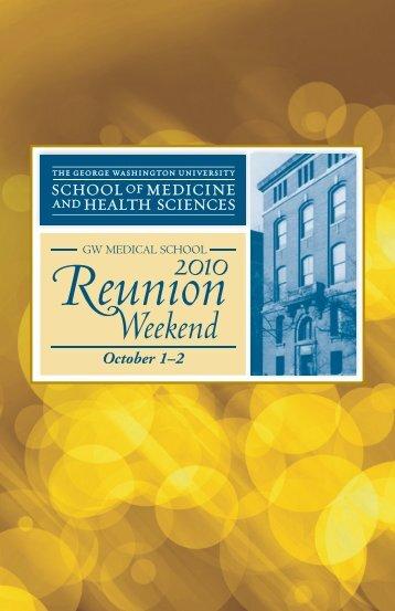 Reuni - George Washington University Medical Center
