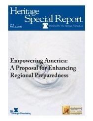 Empowering America - George Washington University Medical Center